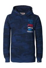 Petrol B-3000-SWH339 Sweater Hooded
