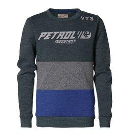 Petrol B-3000-SWR330 Sweater R-Neck