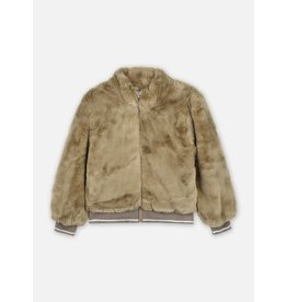Name-it NKFMANETTE FAUX FUR BOMBER JACKET