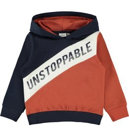 Name-it NMMOMALLEY LS SWEAT WH BRU BOX