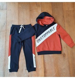 Name-it nmmomalley sweat pant bru