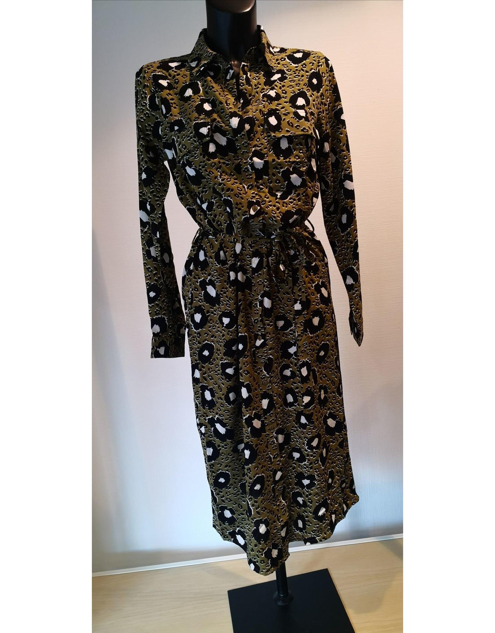 Vila VIKARLA L/S SHIRT DRESS