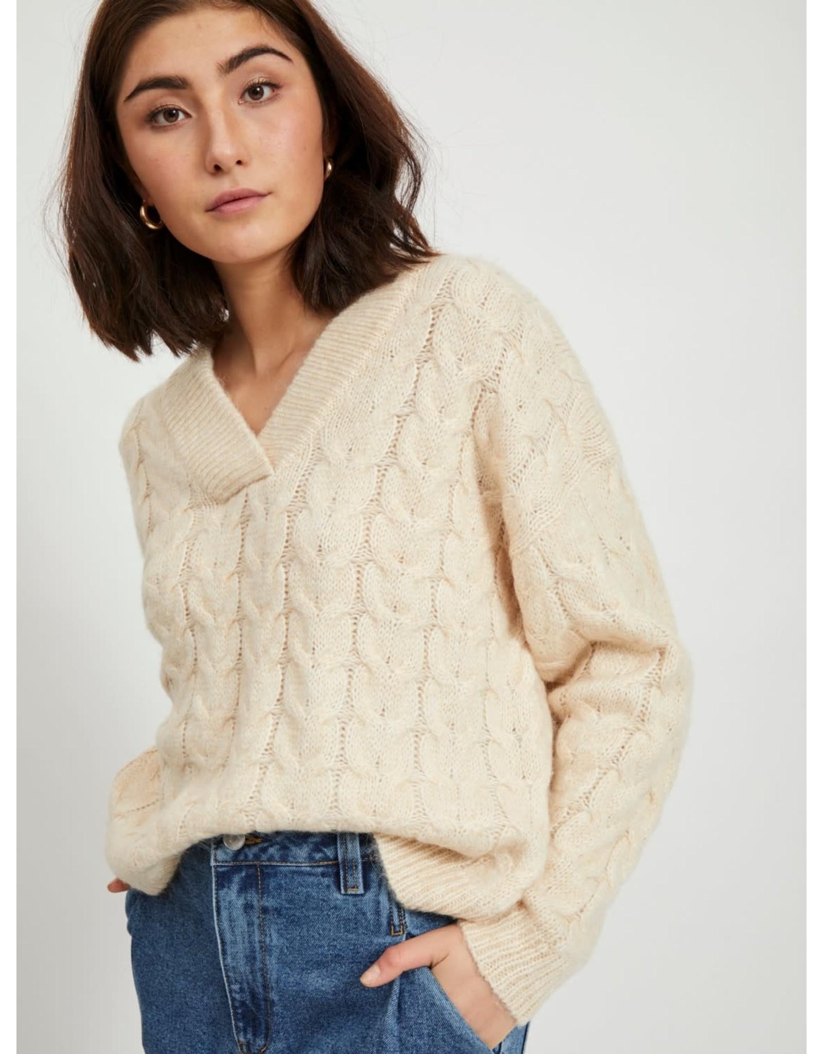 Object objemmen V-neck pullover