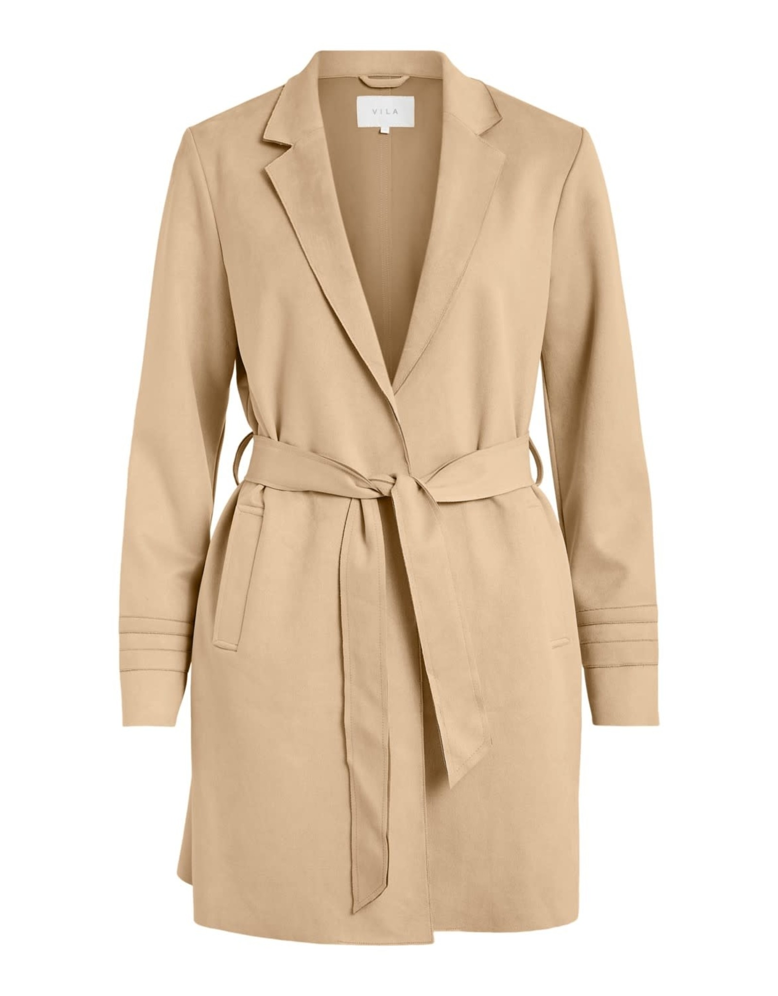 Vila VIJAKY LONG COAT - NOOS