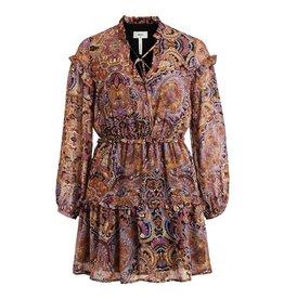 Object OBJMARCIN L/S SHORT DRESS 113