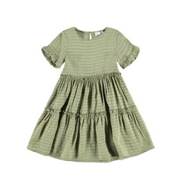 Name-it NMFBENGRUN SS DRESS 2-7j
