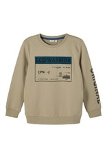 Name-it NKMBANER LS SWEAT UNB