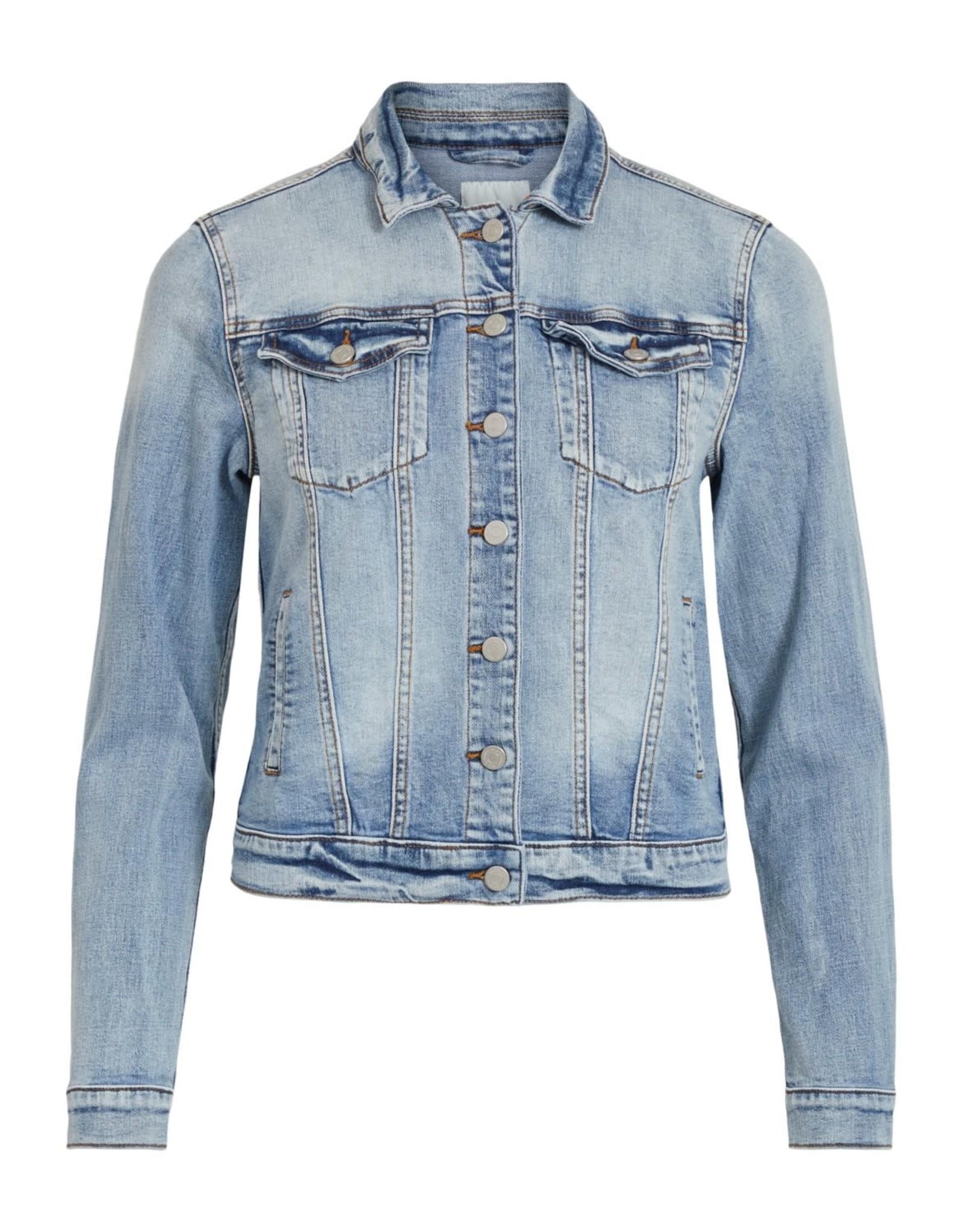 Vila VISHOW DENIM JACKET-NOOS ( lichte jeans)