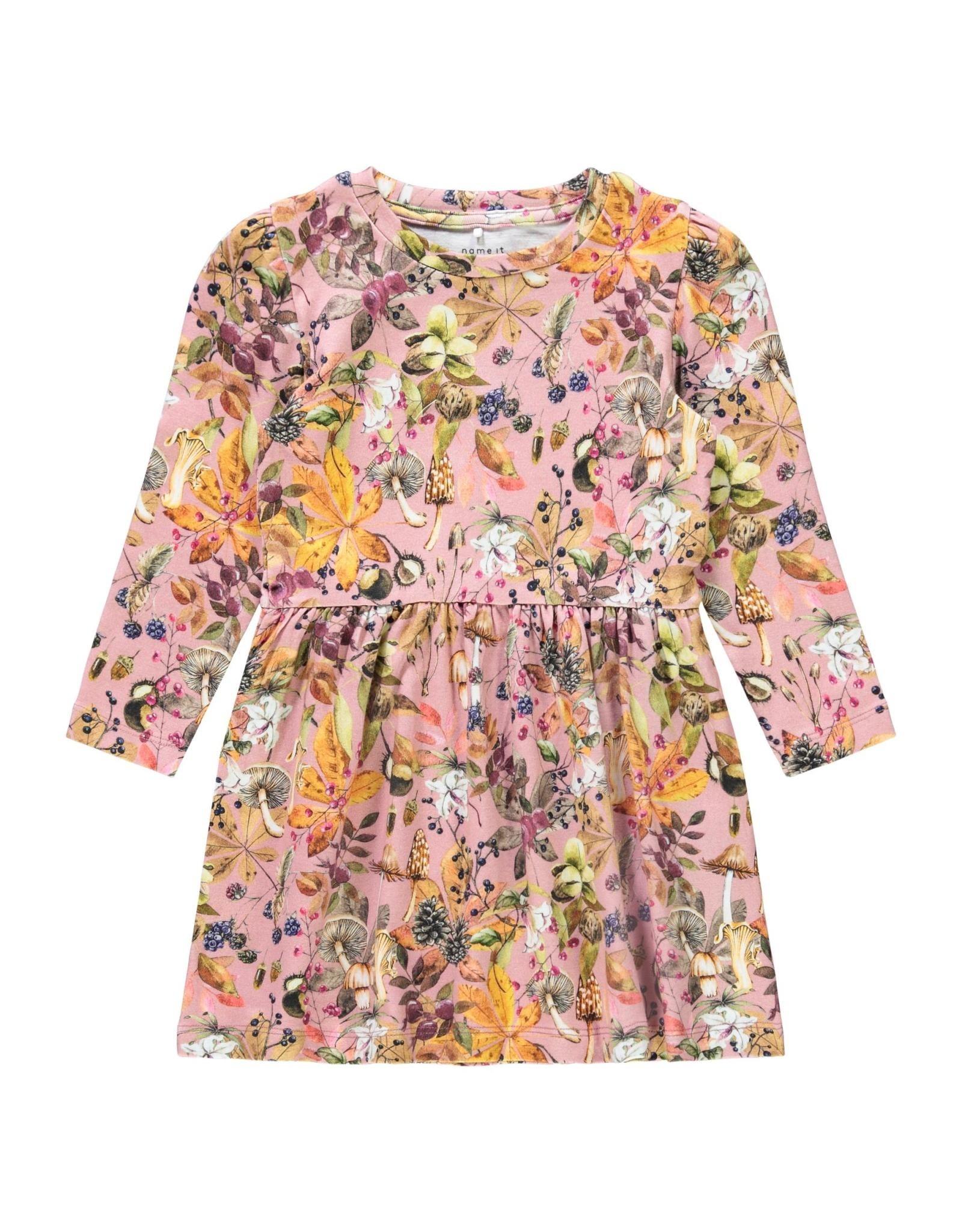 Name-it NMFLINDA LS DRESS