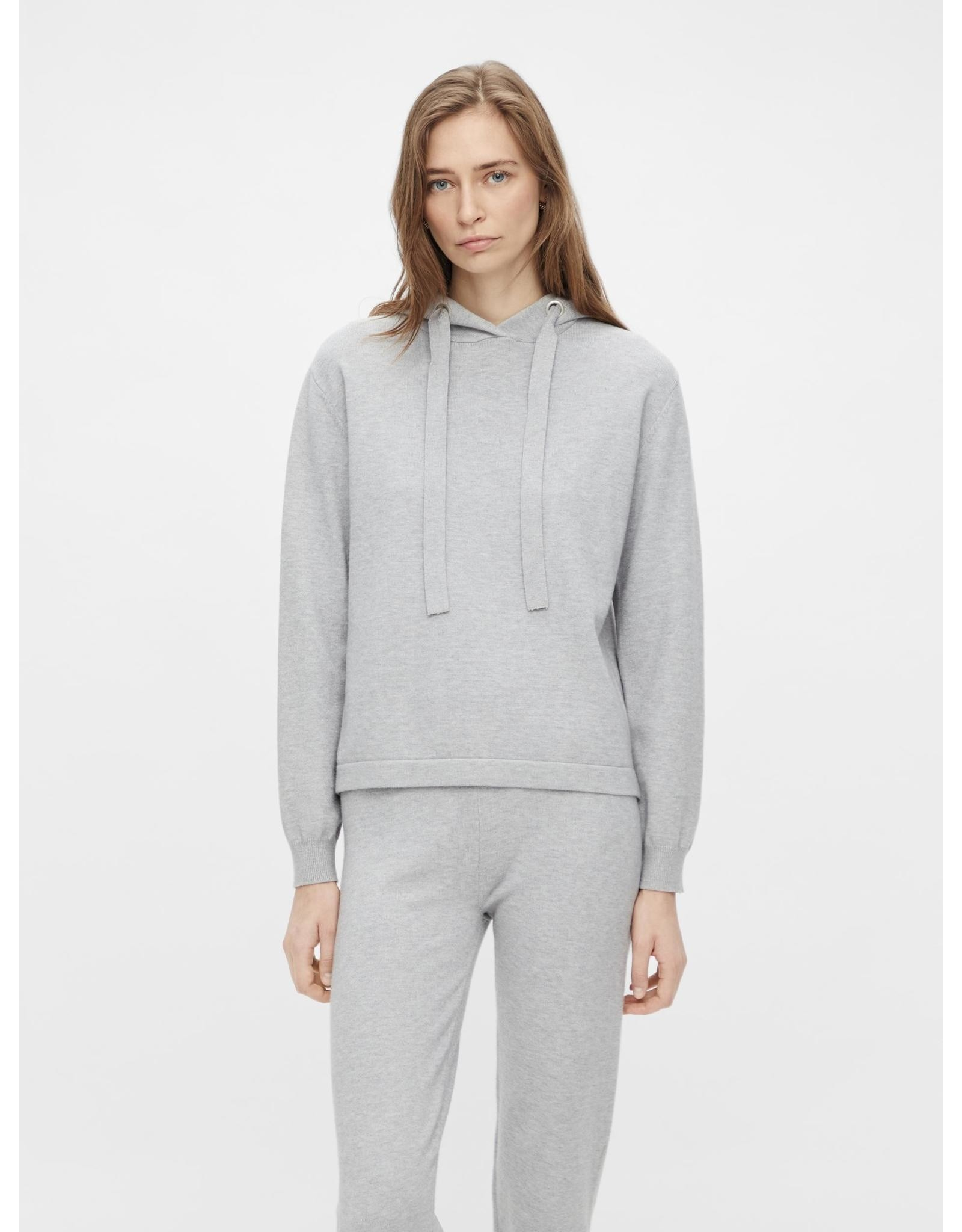 Pieces PCFAME LS HOODIE KNIT BC