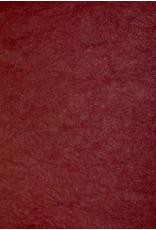 Papier de coton avec des bords frangees