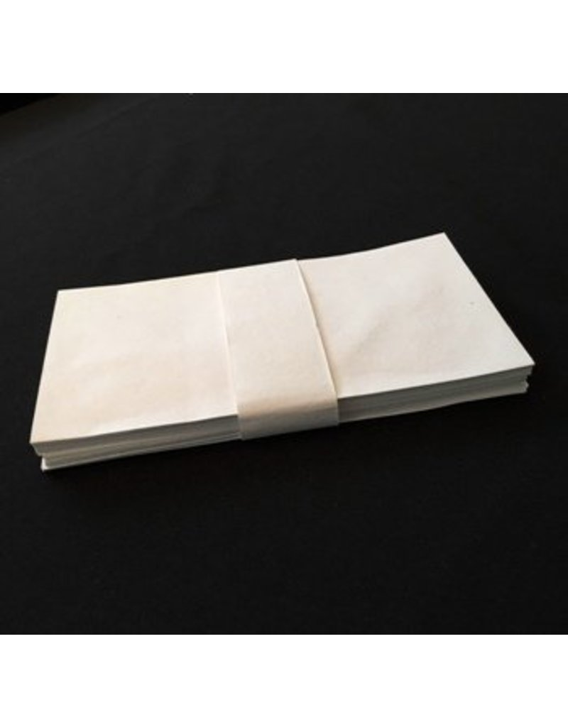 Set van 25 enveloppen katoen 11x22cm