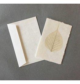 A6022 10 Karten Bodhi Blatt