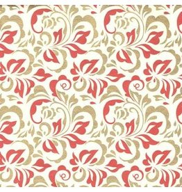 AE156 Cotton Paper fantasy flowers
