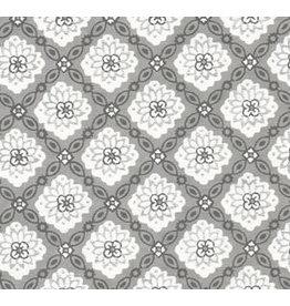 AE164 Katoenpapier bloemenfantasie