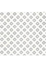 Katoenpapier blok / stip print