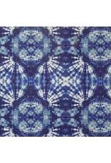 Baumwollpapier mit Grafik-Print