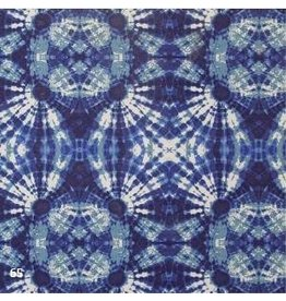AE184 Baumwollpapier mit Grafik-Print