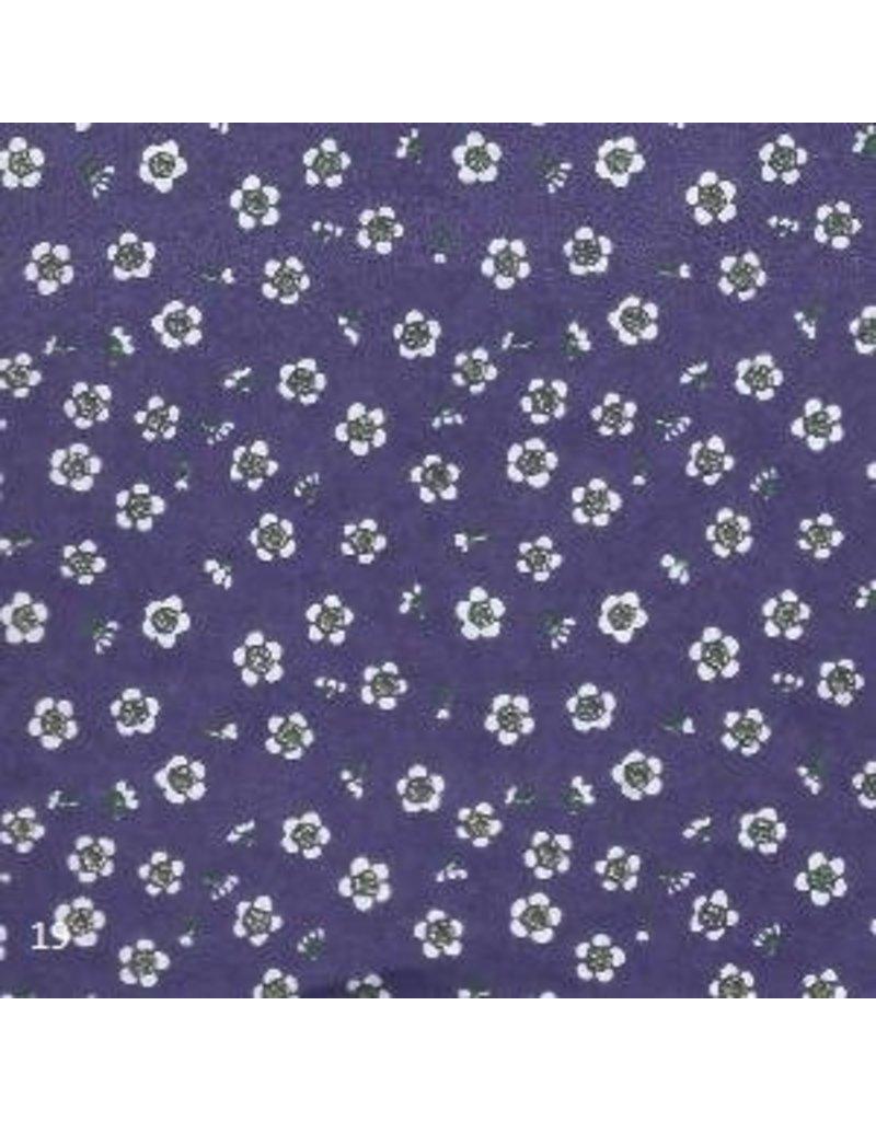 Japanische Papier kleinen Blumen