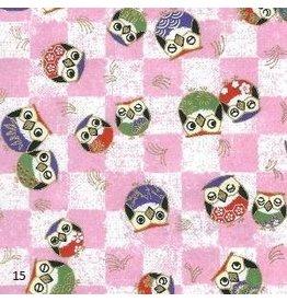 JP220 Japans papier met uiltjes print