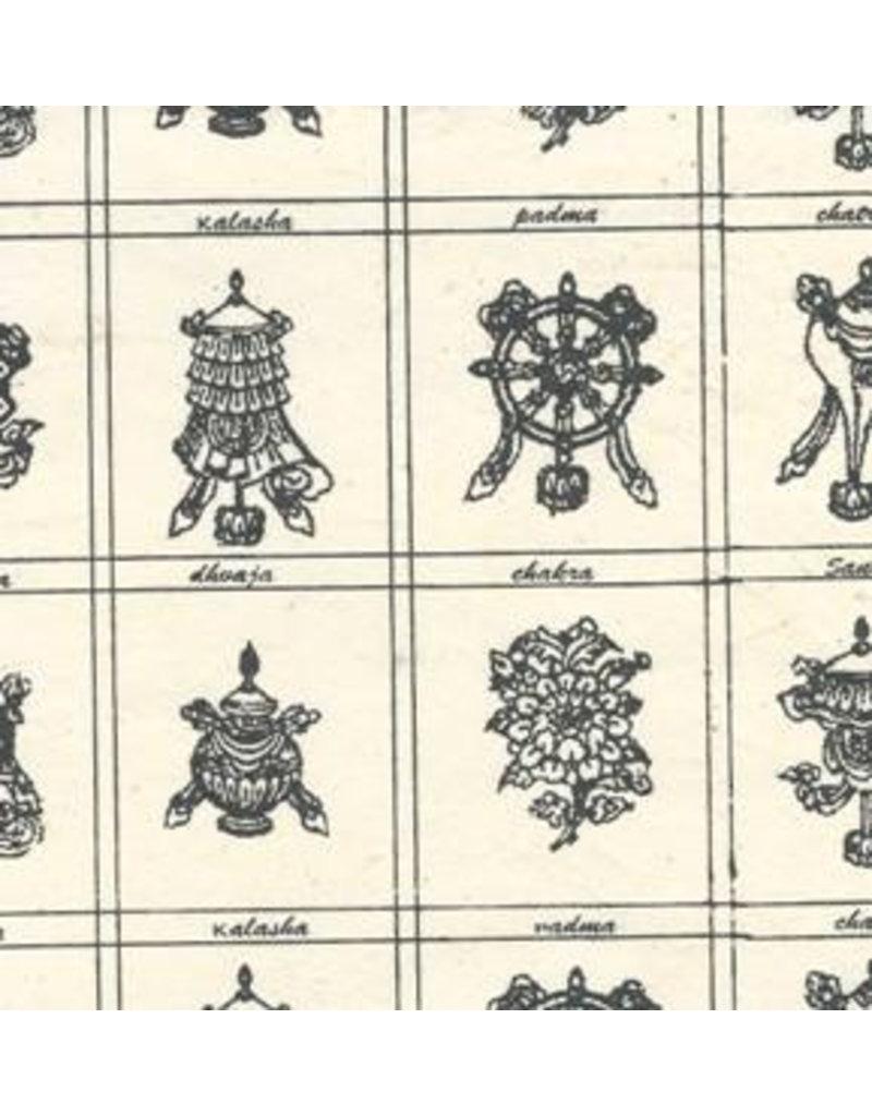 Lokta Nepalese symbolen
