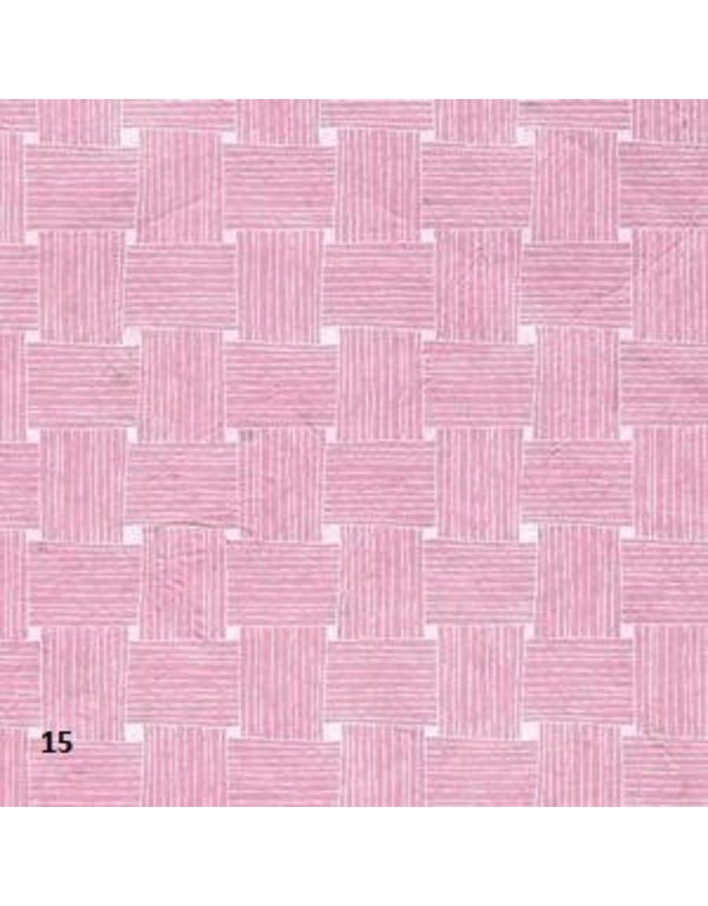 Lokta paper wicker print