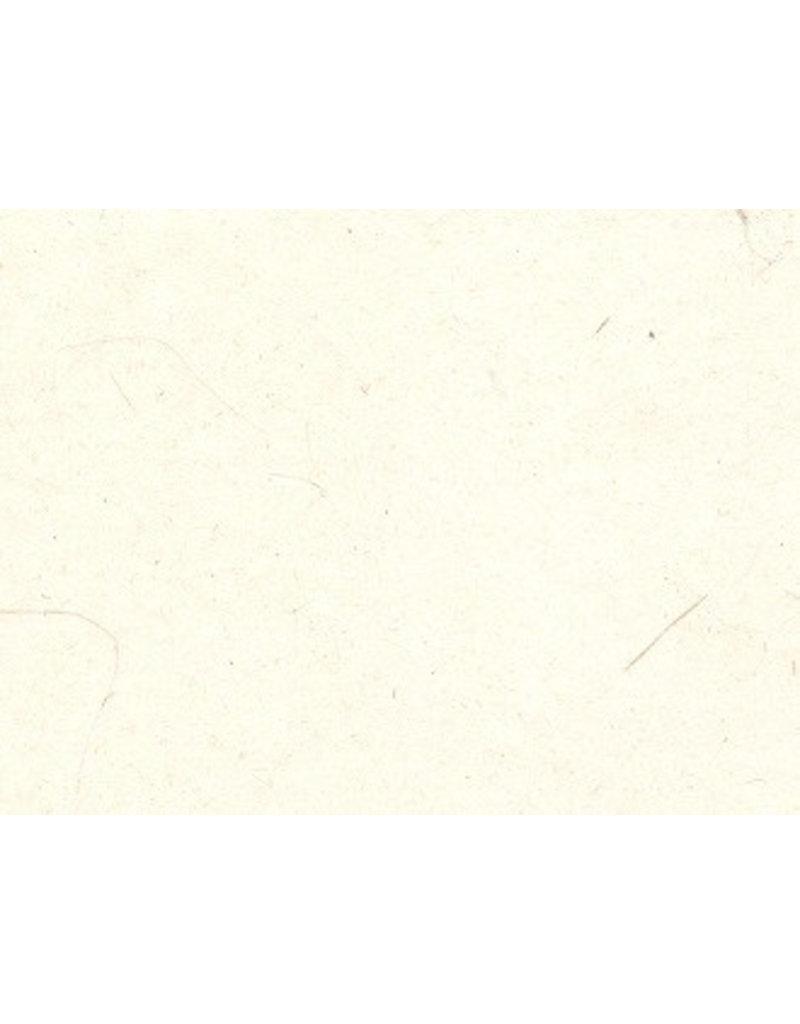 Gampi Papier mit Perlmuttstücken, 180 Gramm