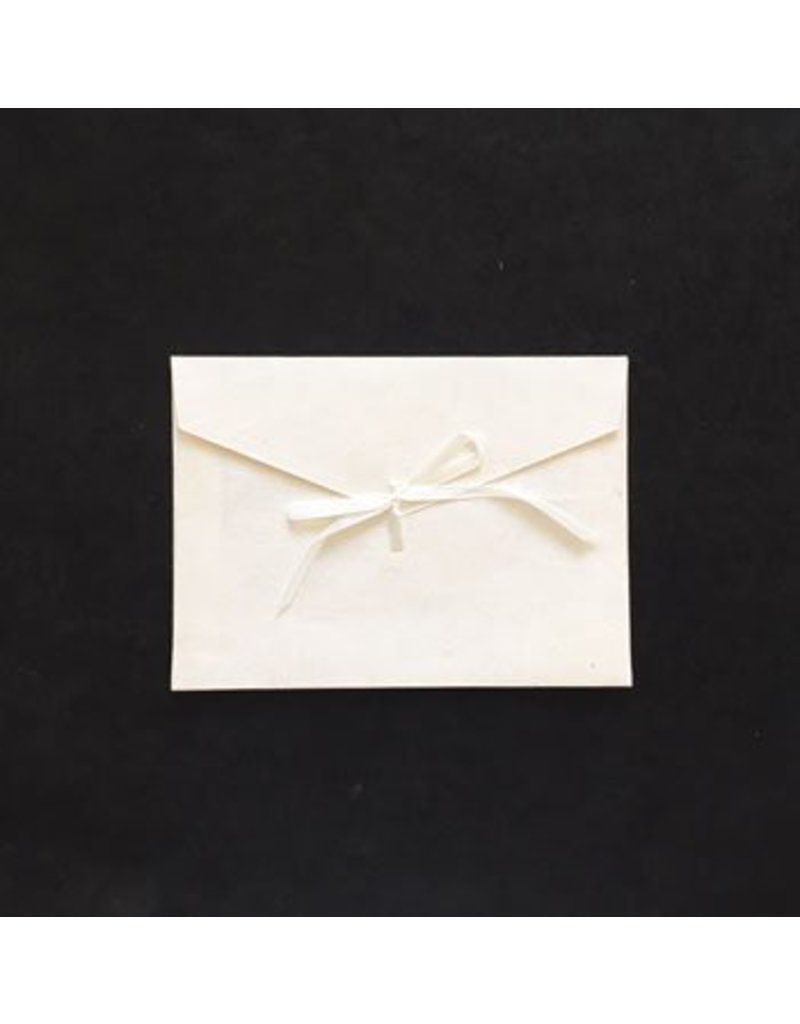 Set 10 envelopes Mulberry paper, A5+