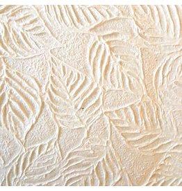 TH089 Maulbeerpapier mit geprägten Blättern