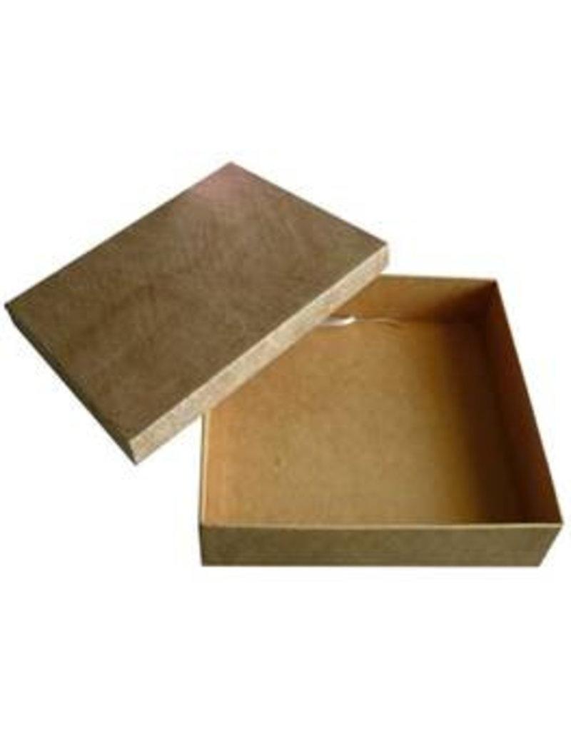 Memory keepsake box bark