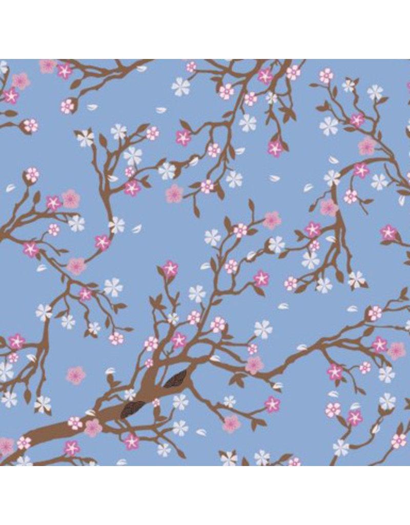 cottonpaper, cherryblossom print