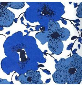 AE161 Papier de coton floral fantaisie