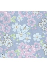 Japanisches Papier Blumenmuster