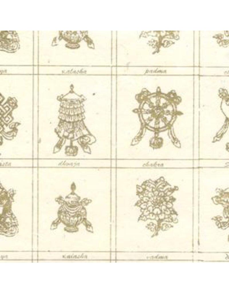 Lokta Nepali Symbolen