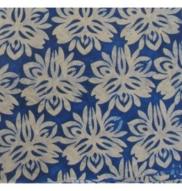 NE192 Lokta Batikpaper/flowers
