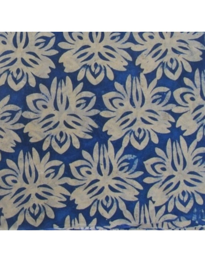 Lokta Batikpaper/flowers