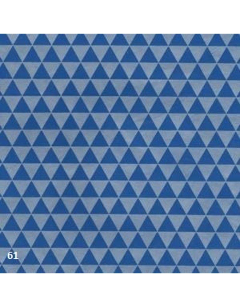 Loktapapier met driehoekjes print