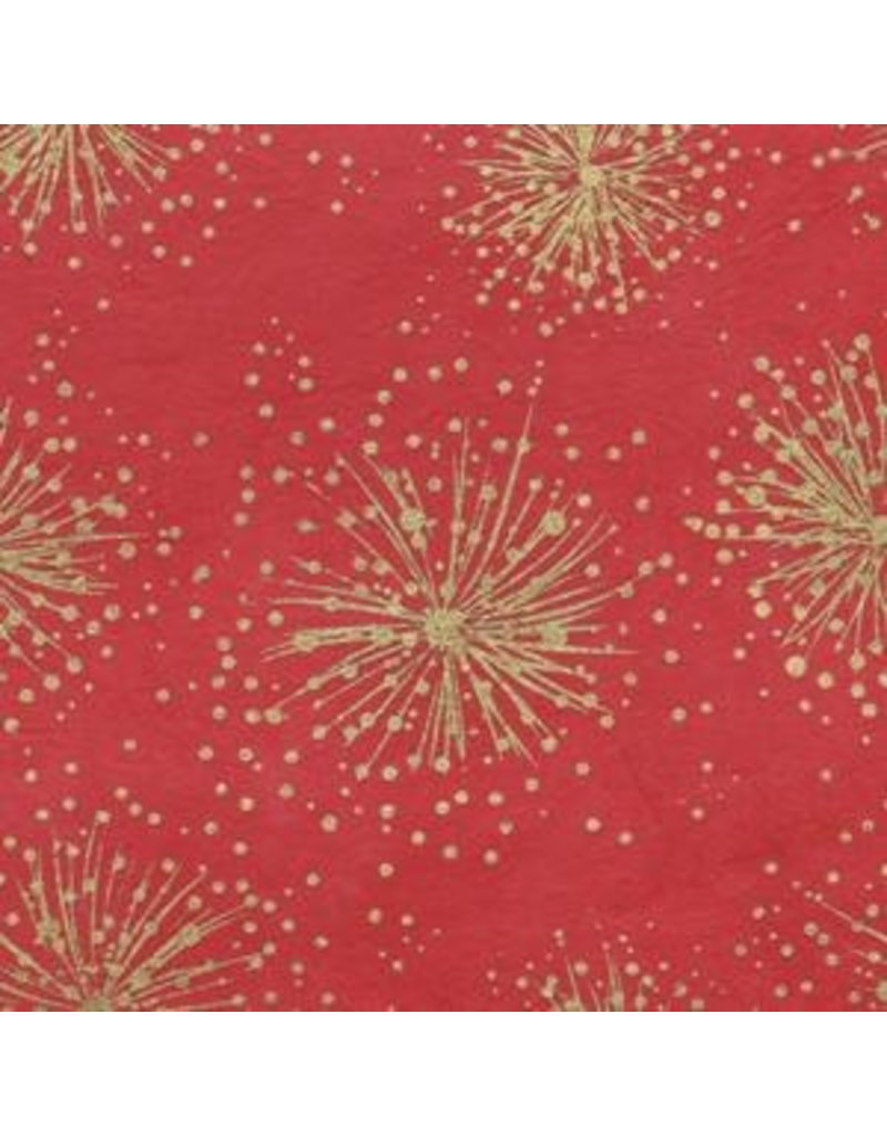 Loktapaper with fireworks print