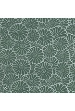 Lokta-Papier mit Gänseblümchendruck