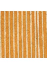 Lokta-Papier mit Batikstreifen