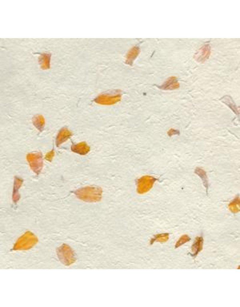 Loktapapier bloemblaadjes