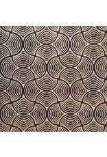 Lokta paper shell print