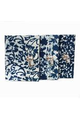 Dagboek batik-stof