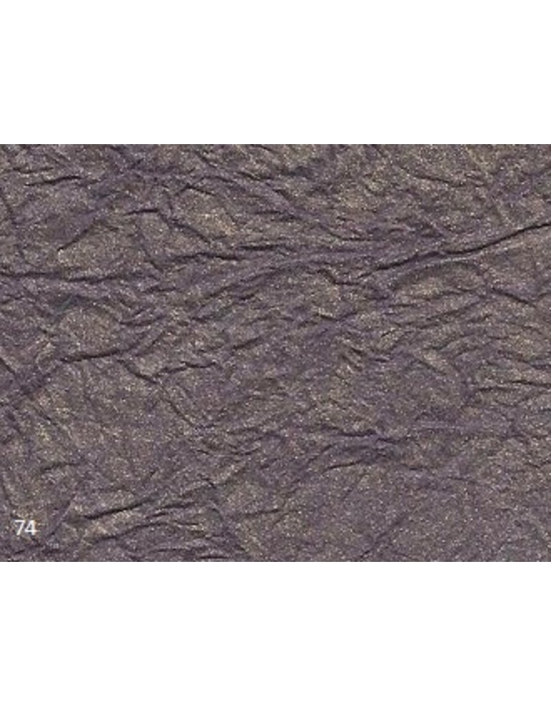 Mulberry wrinkled paper, 25 gsm.