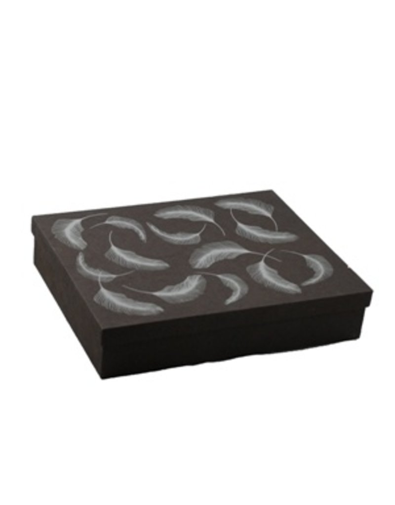 Memorybox feather design