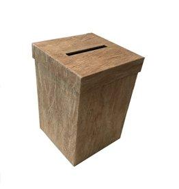 TH191 boîte d'ecorce