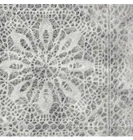 TH330 Papier dentelle en fleurs