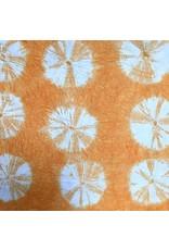 Mulberry Tie dye paper