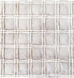 TH860 Maulbeerpapier mit geprägten Quadraten.
