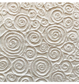 TH907 papier mulberry spirales